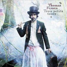 THOMAS FERSEN Trois Petits Tours (CD 2008) 11 Songs French Album FREE SHIPPING
