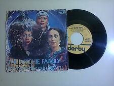"The Ritchie Family / The Best Disco In Town -Disco Vinile 45 Giri 7"" Italia 1976"