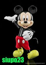 86hero Herocross ~ Hybrid Metal #030 Disney Mickey Mouse Figure