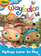 Waybuloo Piplings Love To Play (Fs)  DVD NEW
