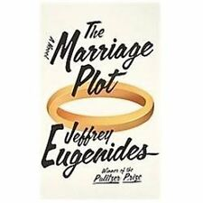 The Marriage Plot-ExLibrary