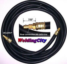 WeldingCity Power Cable/Gas Hose 57Y03R 25-ft for TIG Welding Torch 9/17 Series