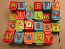 VTech Sit-to-Stand Alphabet Train Replacement Letter Blocks CHOOSE ONE