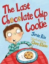 The Last Chocolate Chip Cookie-ExLibrary