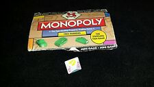 Monopoly~Mini Game~Free Parking~Toppling Taxi~ Game part only~ 1 8-sided die