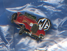 MG COUPE Classic car as a lapel pin badge