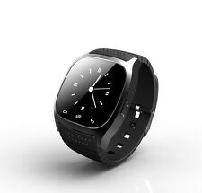 M26 Bluetooth Smart LED Light Display Watch For Android IOS HTC Mobile Phone