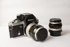 Nikon F2 Photomic (DP-1) 35mm f2.8, 135mm f3.5.