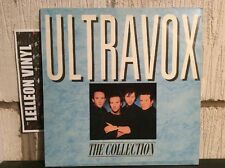 "Ultravox The Collection LP (+ 12"" Single) Album Vinyl UTVD1 Pop 80's Vienna"