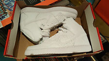 Son of Force Mid white Uk 7 NBA Af1 Nba jump man