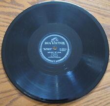 "Leo Diamond - Canadian 78 rpm - ""Melody Of Love"" / ""The Phantom Gaucho"" - VG"
