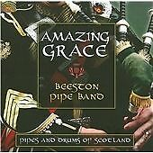 Beeston Pipe Band - Amazing Grace.  Brand New and Sealed.