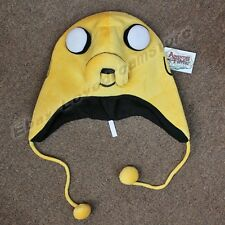 """Adventure Time With Finn & Jake Stretchy Jake 18cm/7.2"""" Soft Cap Hat Cosplay New"""