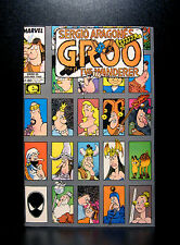 COMICS: Marvel: Epic: Groo the Wanderer #35 (1980s)  - RARE (batman/figure)