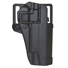 "1911 5"" ELITE FORCE AIRSOFT PISTOL SERPA HOLSTER MATTE BLACK RIGHT"