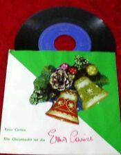 Single Erna Carise: Die Christnacht ist da (signiert)