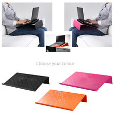 NEW IKEA Laptop Notebook Support Stand Desk BLACK/PINK