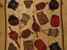 the metropolitan museum of art xlarge silk Japan scarf handbags