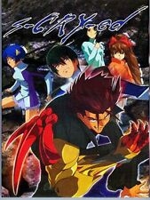 s-CRY-ed Complete TV Episodes 1-26 Anime Collection DVD Set English  USA