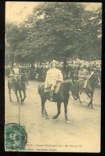 France, Nancy, WWI, Duke Charles III, 1909 (pre20(militaryK#115