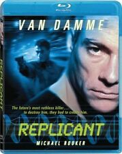 Blu Ray REPLICANT. Jean Claude Van Damme. UK compatible. New sealed.
