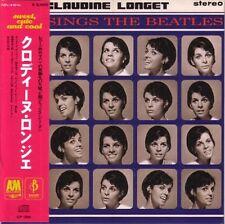 Claudine Longet Sings The Beatles CD MINI LP
