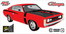 New! Collectable Chrysler VH Valiant Charger R/T - RED