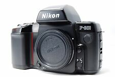 Nikon F-801 AF 35mm SLR Film Camera body only  SN2454443  **Excellent++**