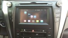 Toyota Android Navigation interface Touch&Go 2 Auris Corolla Camry Verso Sienna