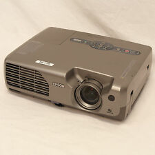 Epson Powerlite 821p LCD Projector   885 hrs, 2600 ANSI   Bright & Portable   nc