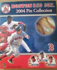 * VERY Rare Special Edition * Boston Globe 2004 Red Sox Pin Set - 31 of 31 pins