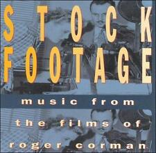 Stock Footage: Music from the Films of Roger Corman CD Soundtrack Score