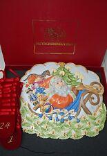 Hutschenreuther Adventskalender Weihnachtsmann NEU