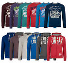 Tokyo Laundry New Men's Hoodies & Sweatshirts Crew Shawl Hooded Neck Tops