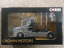 Corgi Scania t Cab Crown Motors