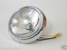 Suzuki TS100 TS125 TC125 1973-1977 Head Light Headlight 6 volts