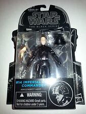 STAR WARS BLACK SERIES: IMPERIAL NAVY COMMANDER - #14
