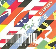DJ SPOOKY-SECRET SONG (BONUS DVD) CD NEW