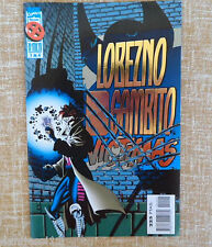 Comic, Lobezno y Gambito, Víctimas, 1 de 4, Vol. I, Marvel Comics, Forum, 1996