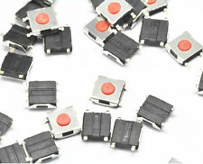 50pcs 6x6x2.5mm Tactile Push Button Switch Tact Switch Micro Switch 4 Pin SMD