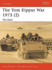 The Yom Kippur War 1973: Sinai Pt. 2, Simon Dunstan