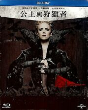 Snow White and the Huntsman Limited Edition SteelBook (Region Free Taiwan Imp.)