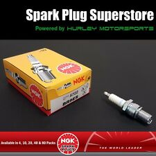 Standard Spark Plugs by NGK - Stock #5722 - BR9ES - Screw Tip - 10 Pack