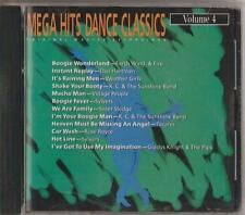 C.D.MUSIC  D454    MEGA HITS  DANCE CLASSICS    CD