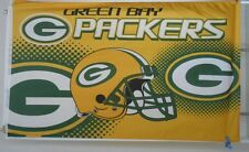 Green Bay Packers Large Outdoor GB  3 x 5 Banner Flag Football Fan