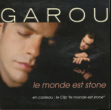 GAROU CD SINGLE AUTRICHE MICHEL BERGER (2)