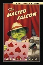The Malted Falcon: A Chet Gecko Mystery-ExLibrary