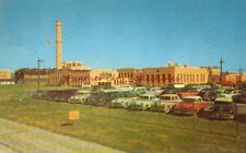 Vintage Postcard B.F. Goodrich Synthetic Rubber Plant Port Neches Texas TX PC