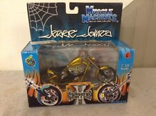 New In Box!! Jesse James West Coast Choppers 1/18 Scale Motorcycle- CFL RICID