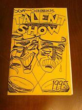 1995 SGA Presents Steineris Talent Show 1995 Jeff Brydzinski High School Program